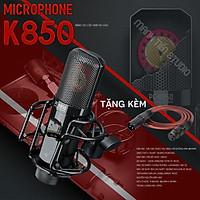 Micro thu âm Takstar PC-K850 - AVSTAR - Hàng chính hãng
