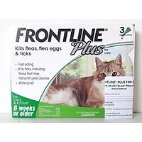Nhỏ gáy Frontline cho mèo