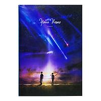 Sổ Tay Mini Angia Art - Your Name Comet  (100 Trang)
