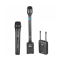 Phụ Kiện Âm Thanh Chuyên Nghiệp BOYA Wireless Microphone System BY-WHM8 Pro - Hàng Chính Hãng