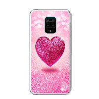 Ốp lưng dẻo cho điện thoại XIAOMI REDMI NOTE 9S / REDMI NOTE 9 PRO - 0419 HEART10 - Hàng Chính Hãng
