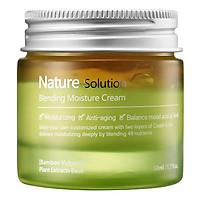 Kem Dưỡng Ẩm Và Làm Mềm Da Nature Solution Blending Moisture Cream The Plant Base