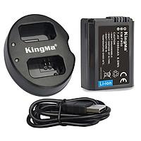 1 pin 1 sạc Kingma cho Sony NP-FW50, Hàng chính hãng