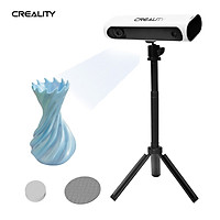Original Creality CR-SCAN01 Portable 3D Scanner 3D Modeling Scanner High Precision Support OBJ/STL Output with Turntable