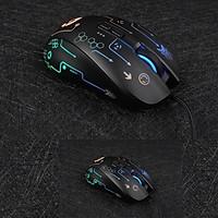 Chuột chơi game có dây Fuhlen G90S - Hàng chính hãng