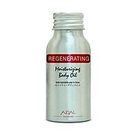 Dầu Massage Dưỡng Ẩm 100% Thiên Nhiên Tinh Dầu Sả Và Gừng AZIAL Moisturizing Body Oil Regenerating
