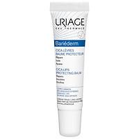 Uriage Bariéderm Cica-Lips Repairing Balm, Kem Dưỡng Môi Khô và Nứt Nẻ (15 ml)