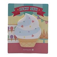Giấy Note Morning Glory Dessert 80072 - Kem