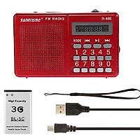 Đài radio BANNIXING D-68E