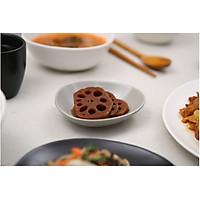 Đĩa chia đồ ăn Pebble- Erato- Hàng nhập khẩu Hàn Quốc