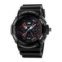 Đồng hồ nam dây nhựa SKMEI Sport Watch 09TCK66