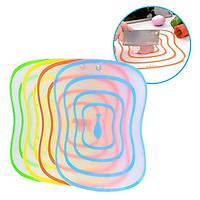 Thớt nhựa dẻo chống khuẩn – Nhiều màu, nhiều sizeF348SP1