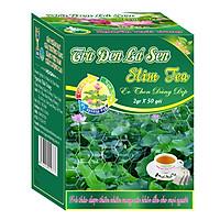 Trà Đen Lá Sen Giúp Giảm Cân An Toàn Cho Eo Thon Dáng Đẹp - Nguyên Thái Trang (Hộp 2gr X 50 Gói)