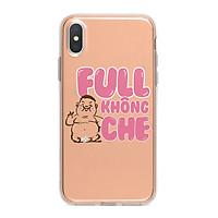 Ốp Lưng Điện Thoại Internet Fun Cho iPhone X I-001-011-C-IPX