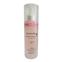 Niobe Acerola Moisture Vital Softener - Nước Cân bằng trắng sáng da (150ml)