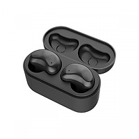 Tai Nghe Bluetooth Nhỏ Gọn  Remax TWS-5 Và Bao Đựng Cáp Sạc Và Móc Khóa - Hàng Chính Hãng