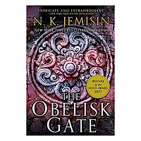 Broken Earth Series #2: The Obelisk Gate