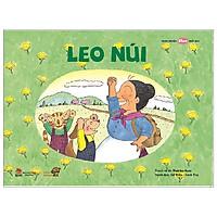 Ehon - Mọt Sách Mogu - Leo Núi