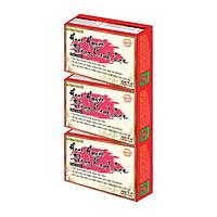 Thực phẩm chức năng Combo 3 hộp Hoạt huyết thông kinh lạc Công Đức