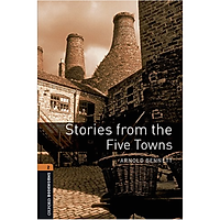 Oxford Bookworms Library (3 Ed.) 2: Stories from the Five Towns MP3 Pack