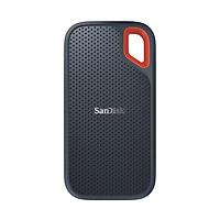 Ổ cứng SSD di động SanDisk Extreme 250GB / USB 3.1 cổng USB Type-C (SDSSDE60) - Hàng Chính Hãng