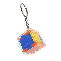 Móc Khóa Khối Lập Phương Rubik 3D Mê Cung Kỳ Diệu