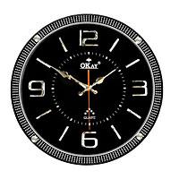 Đồng hồ treo tường thiết kế đẹp OKAY 127
