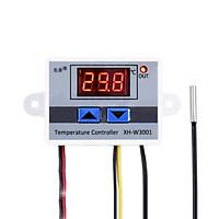 Cảm biến điều khiển nhiệt độ W3001 - 220VAC