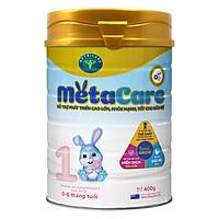 Sữa Bột Nutricare MetaCare 1 Dành Cho Bé Từ 0-6 Tháng Tuổi (400g)