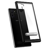 Ốp lưng dành cho  Samsung Galaxy Note 10 Spigen Ultra Hybrid S - Hàng chính hãng