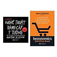 Combo Nghệ Thuật Đánh Cắp Ý Tưởng + Kinh Tế Học Bezos