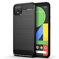 Ốp Lưng Dẻo Dành Cho Google Pixel 4XL Vân Xước Chống Sốc-Handtown- Hàng Chính Hãng