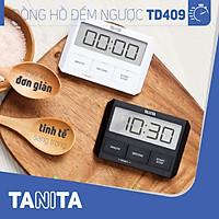 Đồng hồ đếm ngược Tanita TD409 Nhật Bản,Đồng hồ mini đếm ngược bấm giờ,Đồng hồ mini bấm giờ,Đồng hồ hẹn giờ,Đồng hồ bếp,Đồng hồ đếm ngược thời gian,đồng hồ bấm giờ đếm ngược,Đồng hồ điện tử đếm giờ,Đồng hồ điện tử đếm ngược