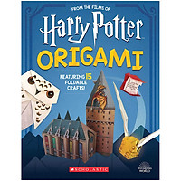 Harry Potter Origami (Harry Potter) (English Book)