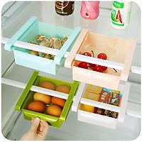 Khay kéo để tủ lạnh đựng đồ tiện dụng tiết kiệm không gian (Màu ngẫu nhiên)