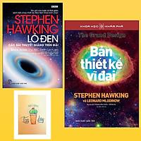 Combo Bản Thiết Kế Vĩ Đại và Lỗ Đen: Các Bài Diễn Thuyết Trên Đài ( Tặng Kèm Sổ Tay Xương Rồng)