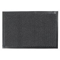 Thảm Trải Cửa JYSK Furu Chống Bẩn Polypropylene Ghi Sẫm 40 x 60cm