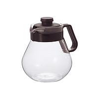 Bình thủy tinh pha trà, cà phê Hario 1L - Light Coffee