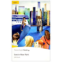 Level 2: Lost In New York Book and MP3 Pack (Pearson English Graded Readers)