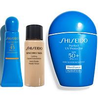 Bộ Sản Phẩm Chống Nắng Shiseido Perfect UV Protector