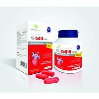 Viên uống GO CO Q10 160mg hỗ trợ ngăn lão hóa tim mạch phòng ngừa tai biến điều hòa huyết áp hộp 30 viên