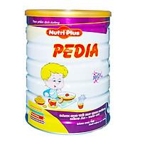 Sữa PEDIA dành cho trẻ suy dinh dưỡng, ăn ngon, chống lớn NUTRI PLUS 900G- 8936071029041