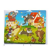 2 Tranh ghép Puzzle 56-100 mảnh Mã 009