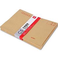 (Deli) 33213 7 leather post office standard envelope 229 x 162mm 30 sheets / bag beige