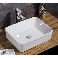 Chậu lavabo đặt bàn EVEREST EVE-L6009