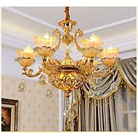 Đèn chùm ALISTAR phong cách Châu Âu hiện đại