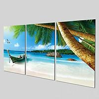 Tranh treo Tường Biển B904915- Tranh treo tường 3D