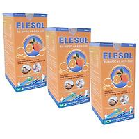 [COMBO 3 CHAI] Thực phẩm bảo vệ sức khỏe Elesol: Bù Nước Và Điện Giải-Chai 200ml