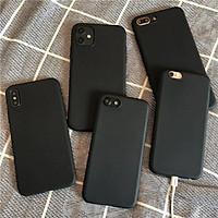 Ốp lưng Dẻo đen dành cho Samsung Galaxy Note 10 Plus,Note 10,Note 8,Note 9,Note 5,S10,S10 Plus,S9 Plus,S9,S8,S8 Plus,S7 Edge,S7