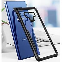 Ốp Lưng Chống Sốc Mặt Lưng Trong Suốt Bảo Vệ Cho Samsung Galaxy Note 9 - Hàng Chính Hãng Xundd